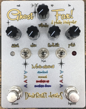 Dwarfcraft Devices Ghost Fax Phase Machine