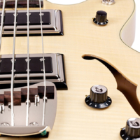 Guild Guitars Announces Starfire Bass II Flamed Maple