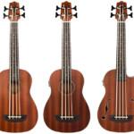 Kala Adds Three New Affordable U-Bass Models