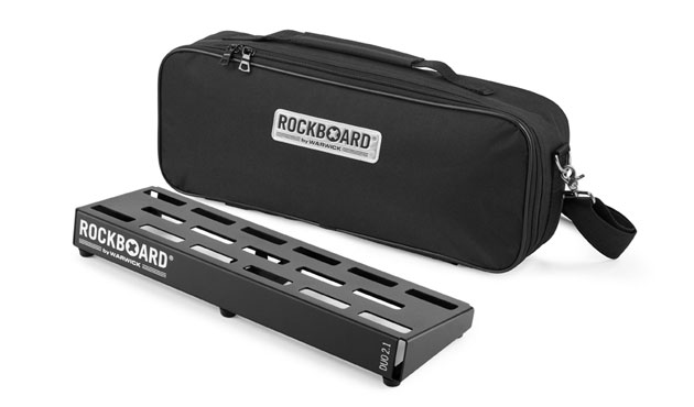 Rockboard Duo 2.1 Pedalboard