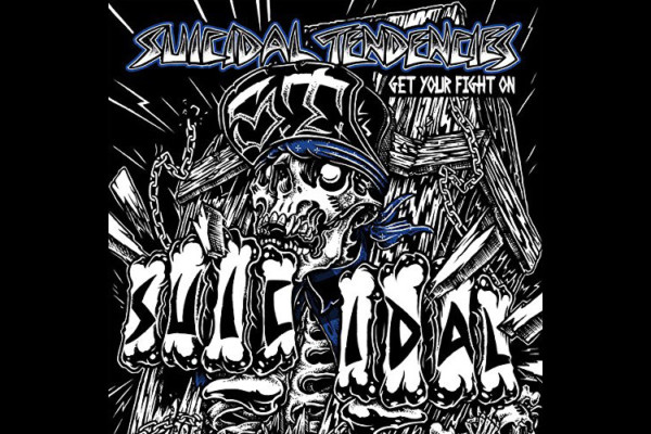 "Suicidal Tendencies Release ""Get Your Fight On"" EP"