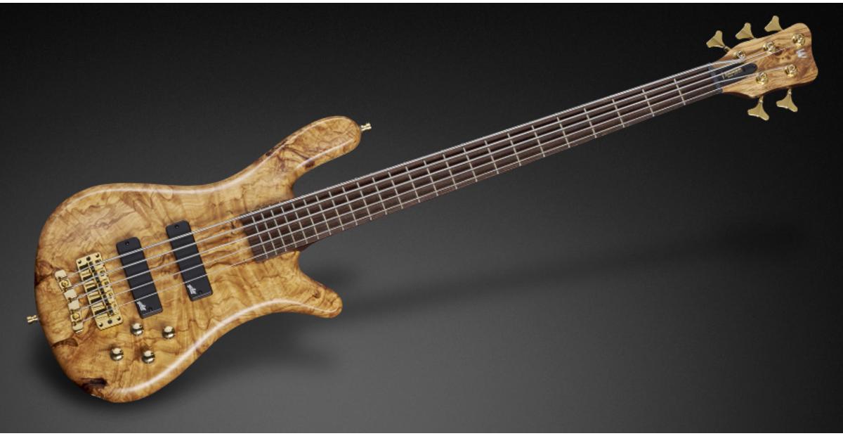 Warwick Streamer LX LTD 2018 Bass