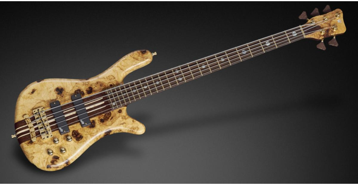 Warwick Streamer Stage I LTD 2018 5-string Bass