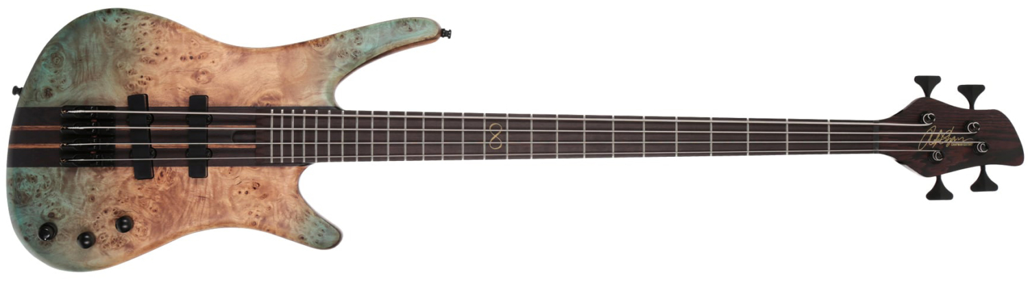 Chapman Guitars Dave Hollingworth DH Signature Bass
