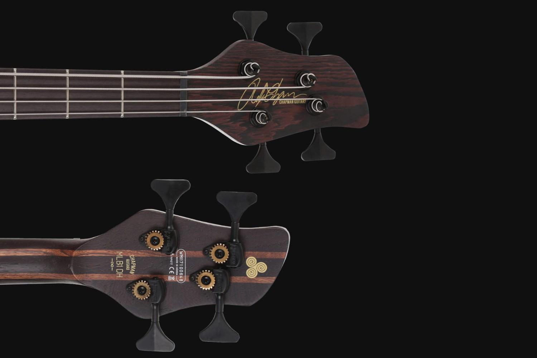 Chapman Guitars MLB1 DH Bass Headstock