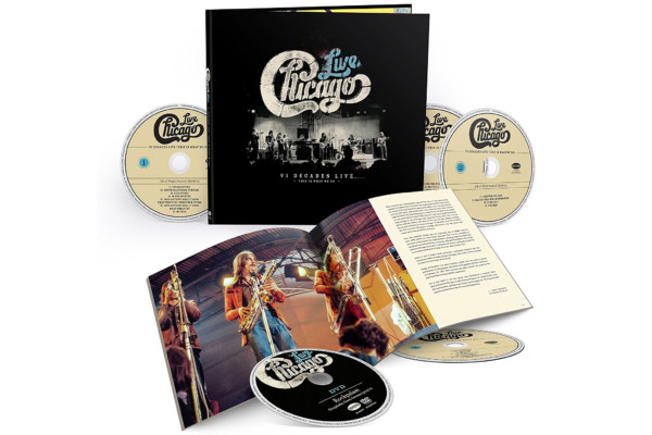 "Chicago Looks Back with ""VI Decades Live"""