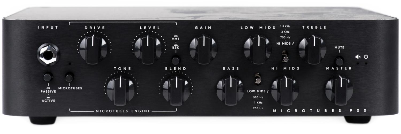 Darkglass Electronics Microtubes 900 Bass Amp