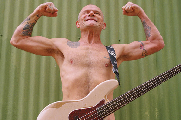 Flea's Memoirs Available for Preorder