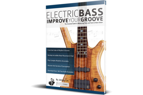 "Johnny Cox Releases New Instructional Book, ""Improve Your Groove"""
