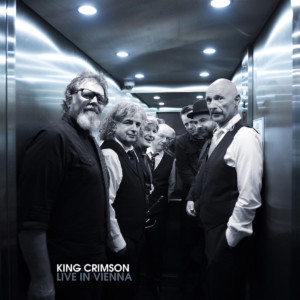 "King Crimson Releases ""Live In Vienna"""