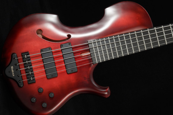Bass of the Week: Marleaux Bass Guitars Contra