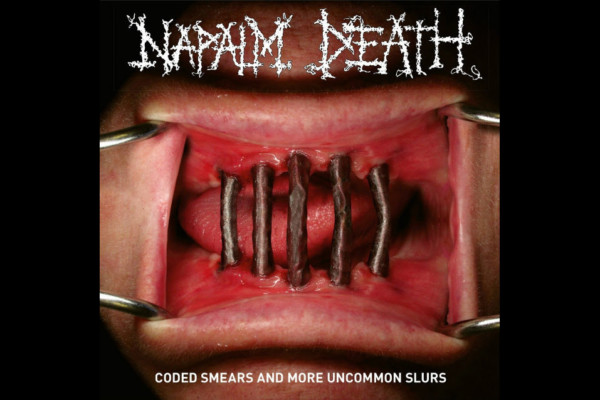"Napalm Death Releases ""Coded Smears and More Uncommon Slurs"""