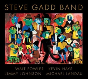 Steve Gadd Band Album