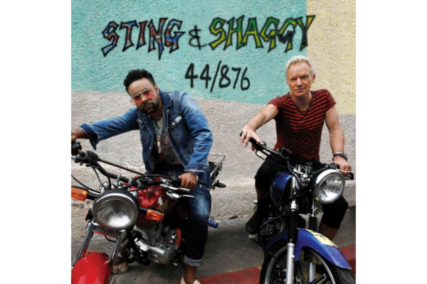 "Sting and Shaggy Release ""44/876"""
