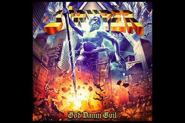 """Stryper Releases """"God Damn Evil"""""""