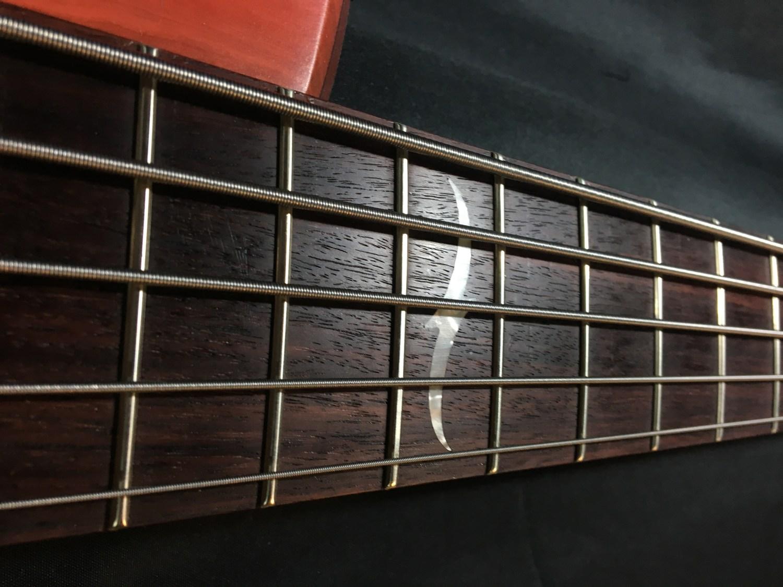 Swan Custom Basses LG II Bass 12th Fret Inlay