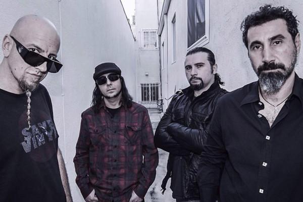 System Of A Down Announces 2018 Tour Dates