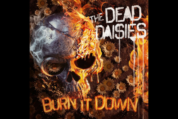 Marco Mendoza Burns It Down on New Dead Daisies Album