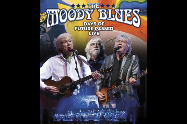 "The Moody Blues Release ""Days Of Future Passed Live"" DVD"