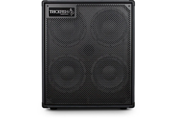 Trickfish Amplification Releases the TF408 Bass Cabinet