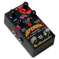 Alexander Pedals Introduces The Defender