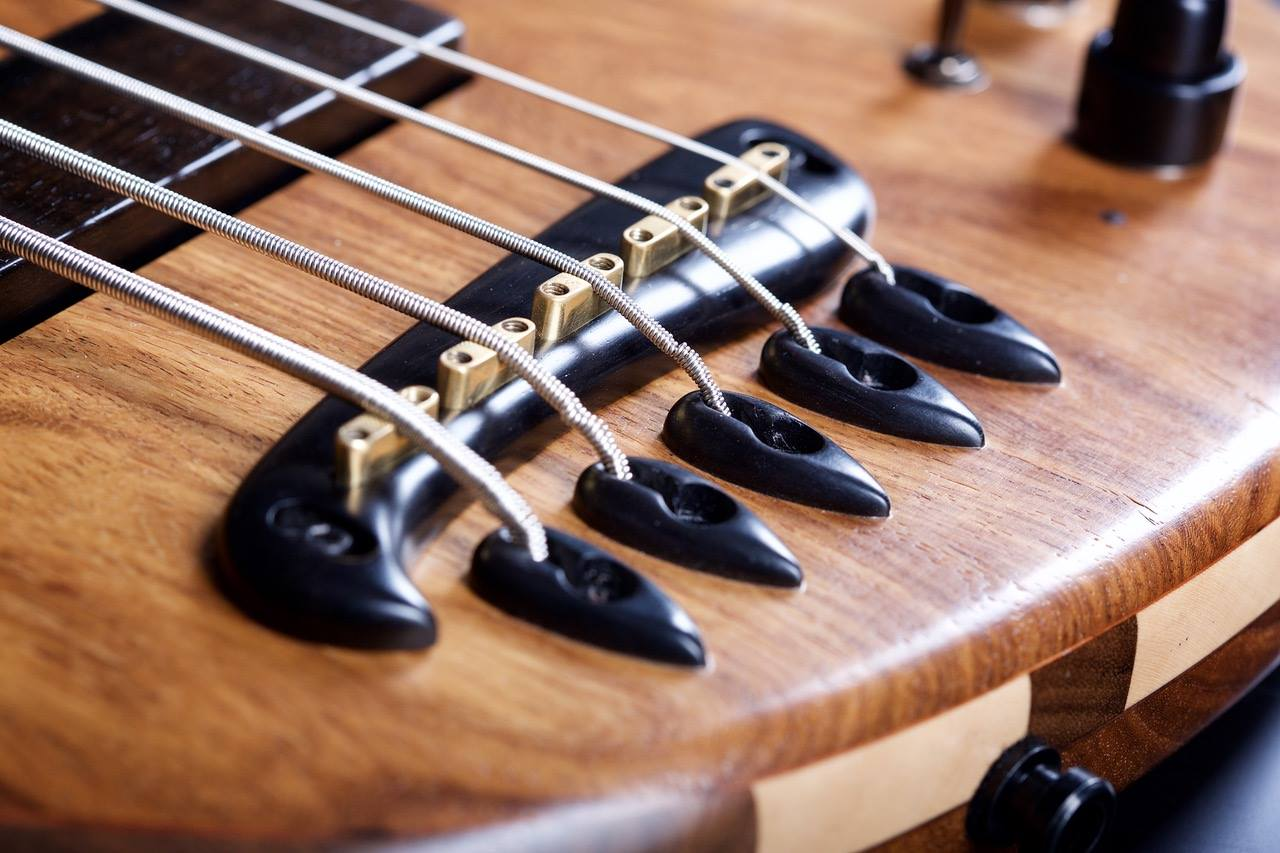 Boldogh Guitars EBS 30th Anniversary Bass Bridge