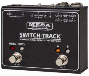 Mesa-Boogie Switch-Track Pedal