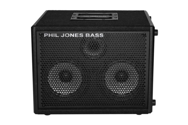 Phil Jones Bass Previews the Cab 27