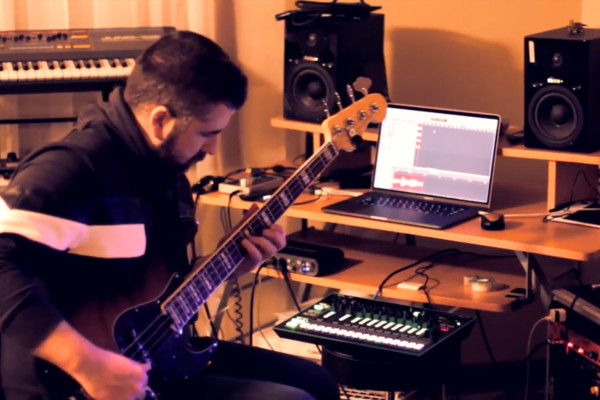"Chris DeAngelis: Bass Arrangement of Radiohead's ""In Limbo"""
