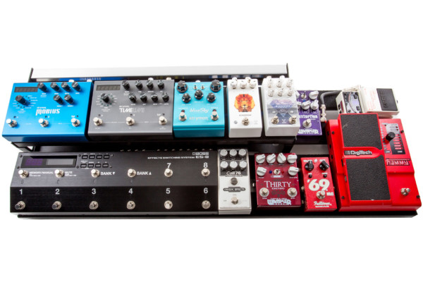 Waggi Launches New Line of Pedalboards