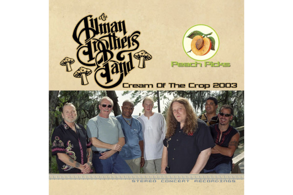 Allman Brothers Release Cream of the Crop 2003