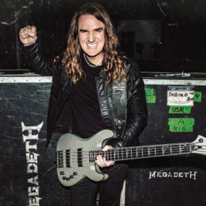 "David Ellefson Announces ""Basstory"" Storytelling Tour"