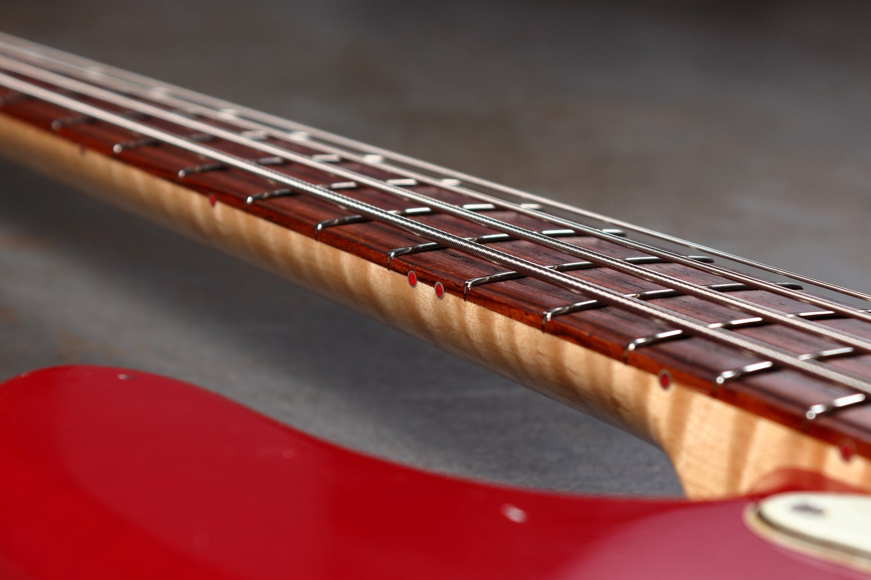 Pittman P Style Bass Side of Neck