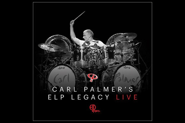 Carl Palmer's ELP Legacy Releases Live CD/DVD