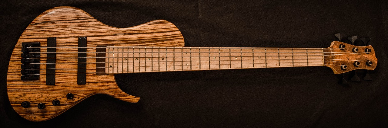 Emiliano Bernal Burzaco Series BS0001 Bass