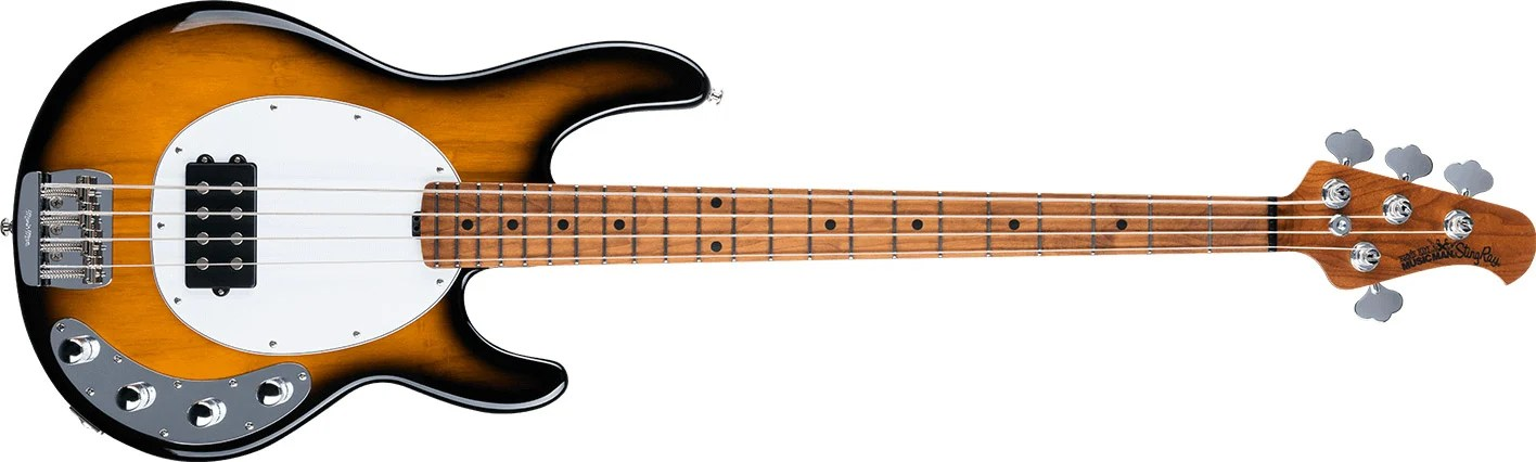 Ernie Ball Music Man StingRay Special Bass Front