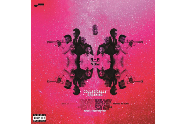 Derrick Hodge Anchors R+R=NOW's Debut Album