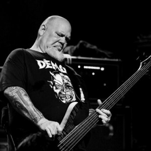 Todd Strange Leaves Crowbar