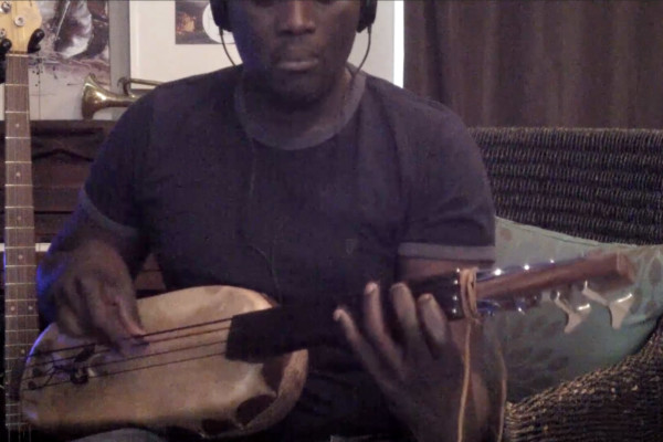 "Cheikh Ndoye: ""Giant Steps"" on Bass Xalam"