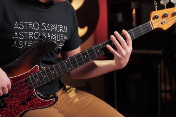 Jake Hawrylak: Pino Palladino Bass Lines