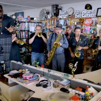 Tower of Power: Tiny Desk Concert
