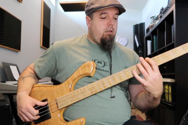 Percussive Techniques for Bass