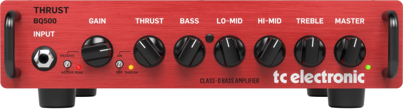 TC Electronic BQ500 Bass Amp