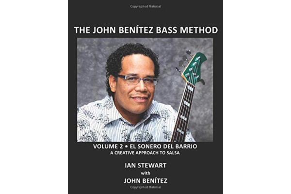 John Benítez Releases Vol. 2 of Bass Method Books