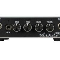 Ashdown Engineering Introduces the Tone Pocket Portable Bass Headphone Amp