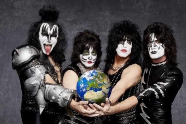 KISS Announce Farewell Tour