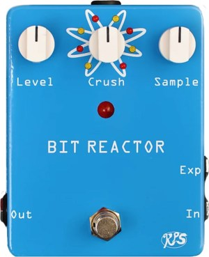 RPS Effects Bit Reactor Pedal