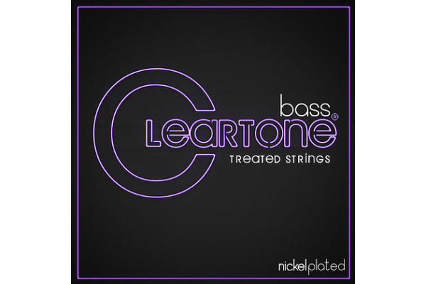 Cleartone Redesigns Coated Bass Strings