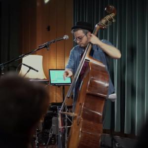 Adam Ben Ezra: Silk Road (Solo Bass Performance)