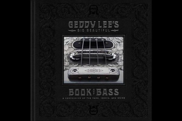 Geddy Lee Reveals More Details on Upcoming Bass Book